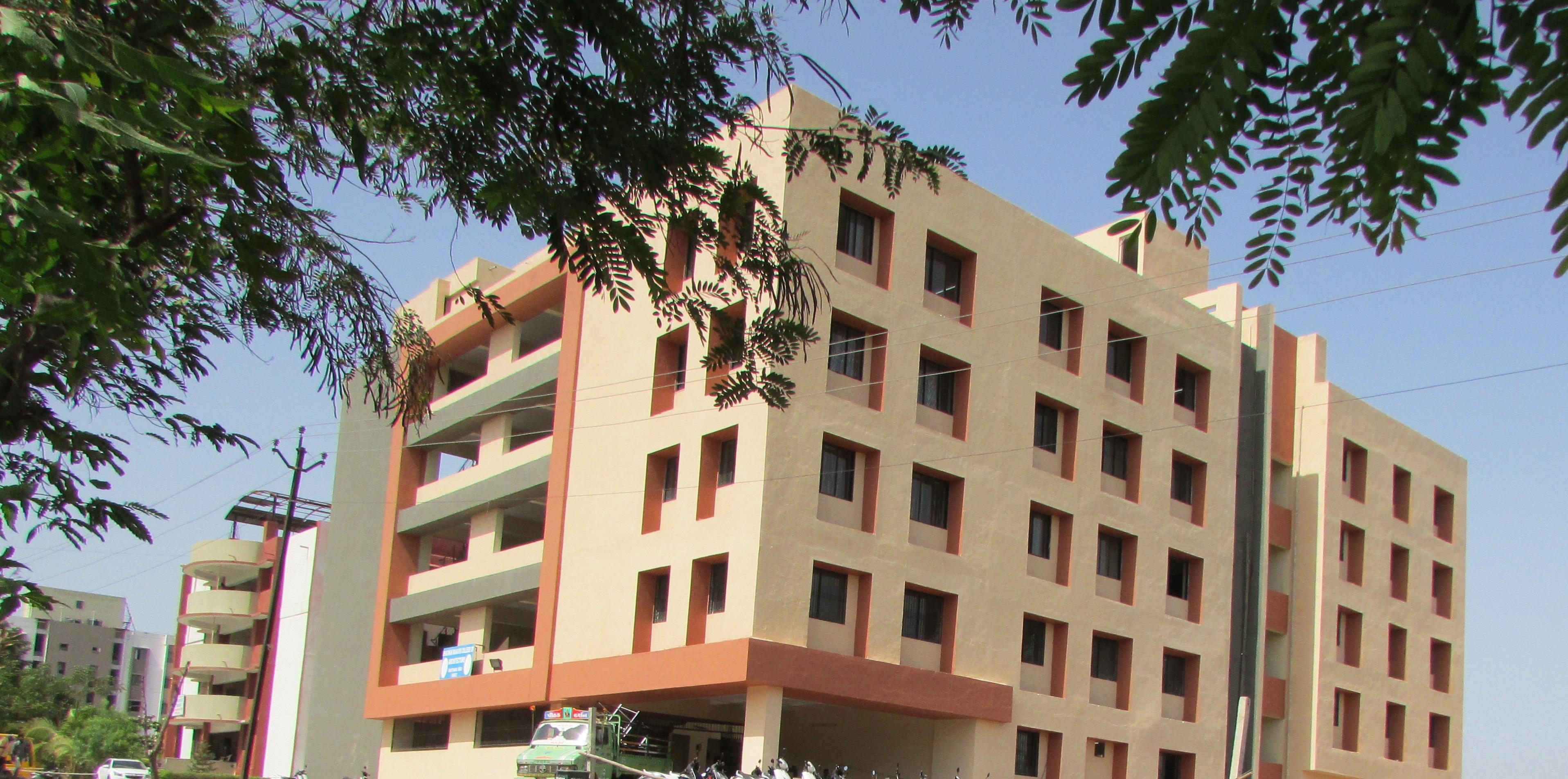 Bhagwan Mahavir College Of Architecture, Surat