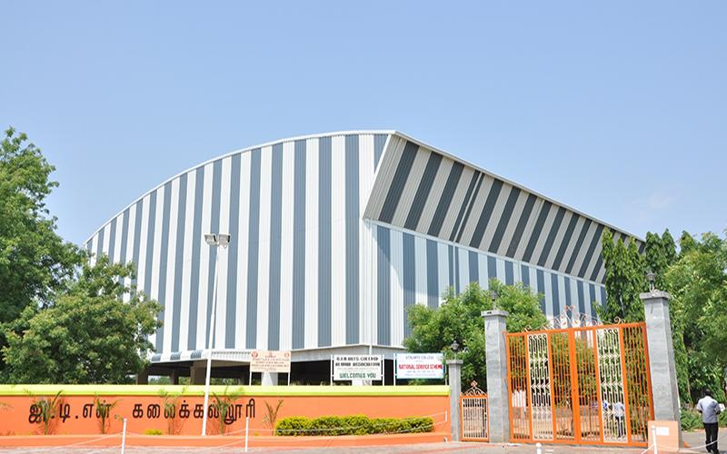 GTN Arts College, Dindigul