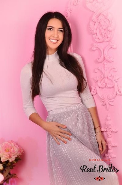Profile photo Ukrainian bride Alina