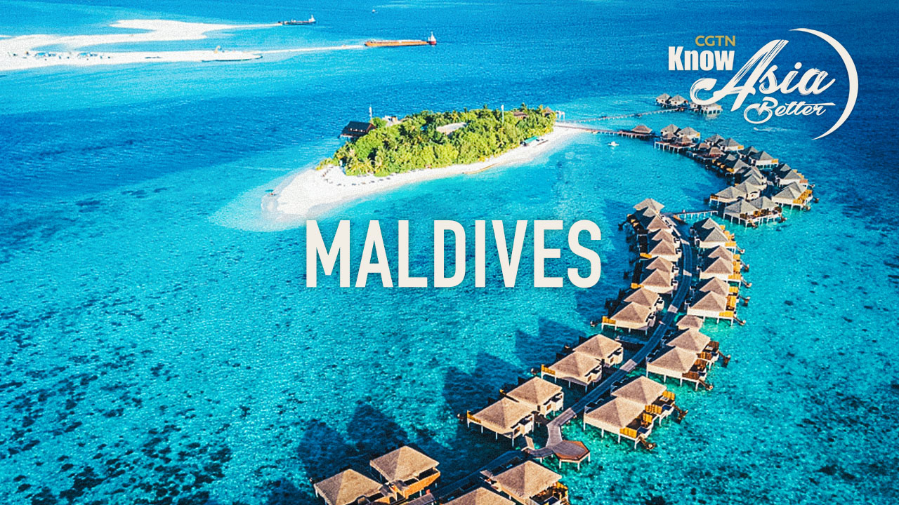 Endless Sunshine in Maldives