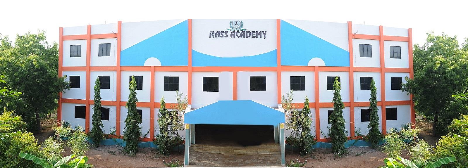 Rass Academy College of Nursing, Sivaganga