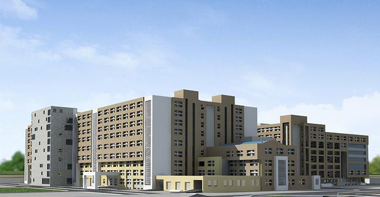 GMERS Medical College, Junagadh