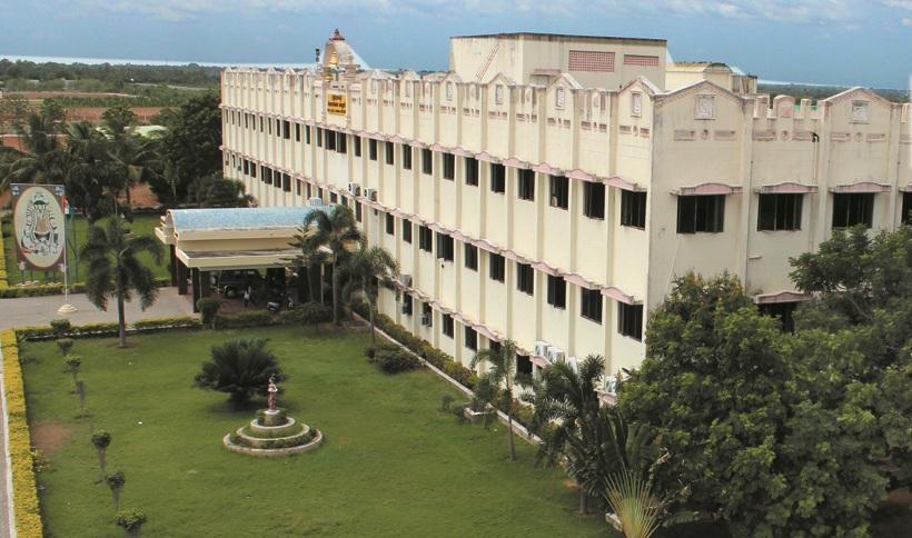 Adhiparasakthi Agricultural College, Kalavai