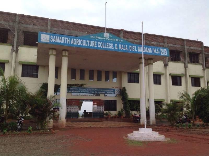 Shri Samarth College of Agriculture, Deoulgaon Raja, Taluka:-Deulgaonraja, District:-Buldhana Image