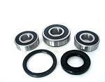 Boss Bearing 41-6277B-8G3-A Rear Wheel Bearings and Seals Kit Honda VTR1000F ...