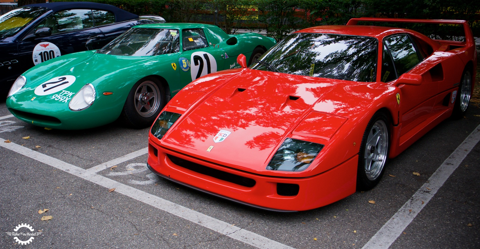 The Game Changer that was the Ferrari F40