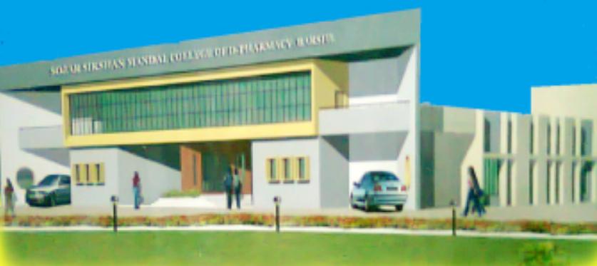 Sojar College of Pharmacy, Barshi