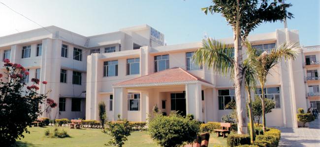Bharat College of Nursing