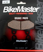 Rear Left Side Brake Pads BikeMaster Y2032 YXR700F Rhino FI 2008 2009 2011 2012