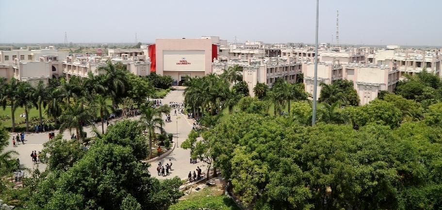 Parul University Image