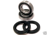 Rear Axle Bearings and Seals Kit LTZ400 LT-Z400 Lonestar Double Row 2003-2008