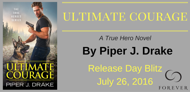 Ultimate Courage by Piper J Drake tour