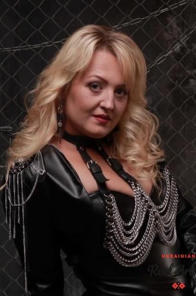 Profile photo Ukrainian bride Kate