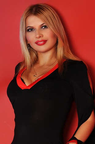 Profile photo Ukrainian lady Evgeniya