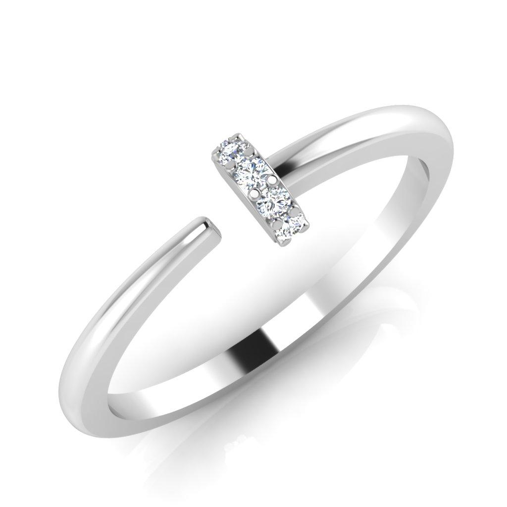 The Lorraine Diamond Ring