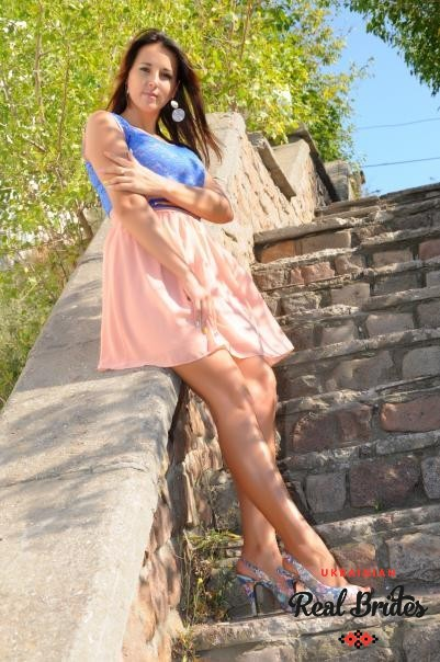 Photo gallery №7 Ukrainian bride Olga