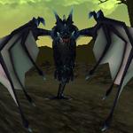 Mládě Obsidiánového draka