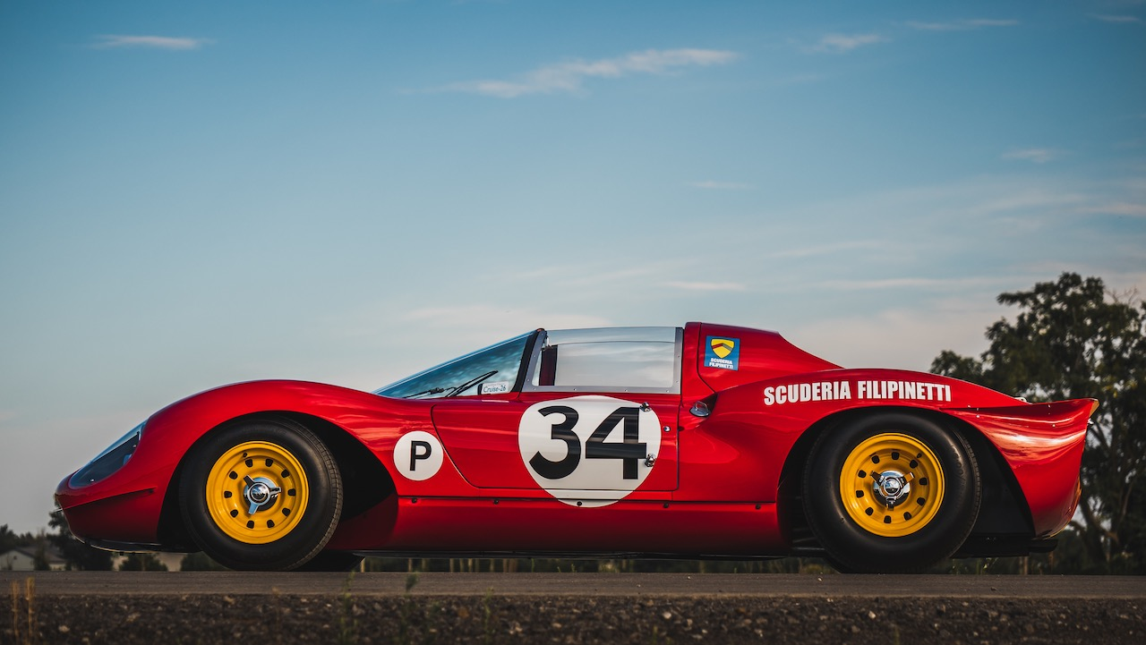 Worlds rarest cars on show at Concours of Elegance 2020