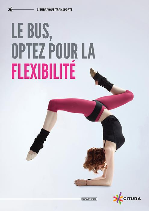 Affiche Flexibilite