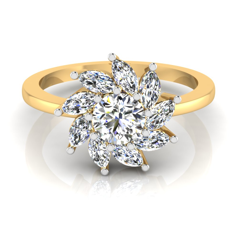 The Rendezvous Solitaire Ring