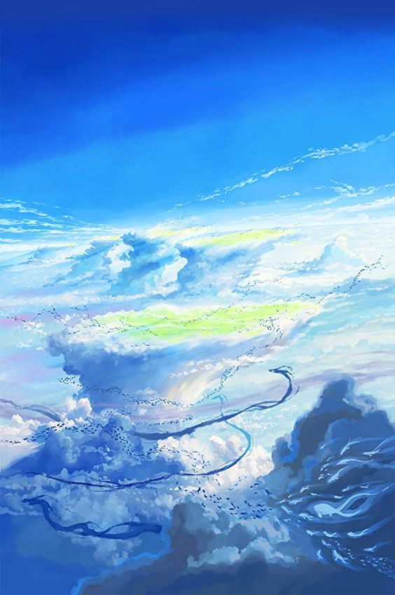 Anime Nature Background 7