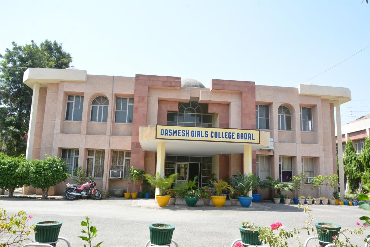 Dashmesh Girls College, Badal