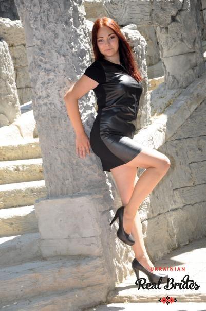 Photo gallery №6 Ukrainian bride Victoria