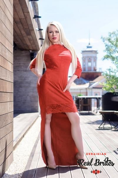 Photo gallery №6 Ukrainian bride Irma