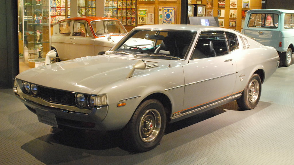 Market Pick: Rare Survivor 1983 Toyota Celica 2ltr ST
