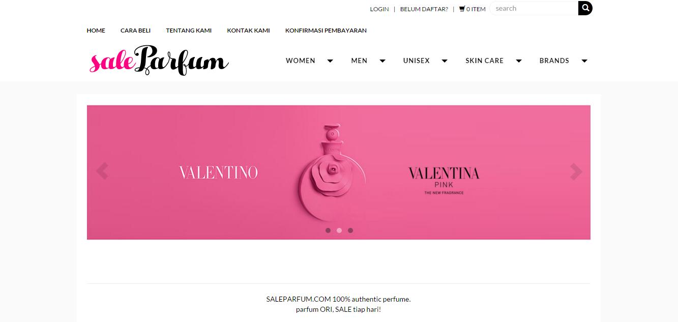 Sale Parfum