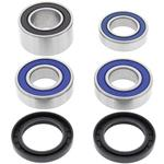 Rear Wheel Bearings and Seals Kit Honda CBR954RR 2002 2003