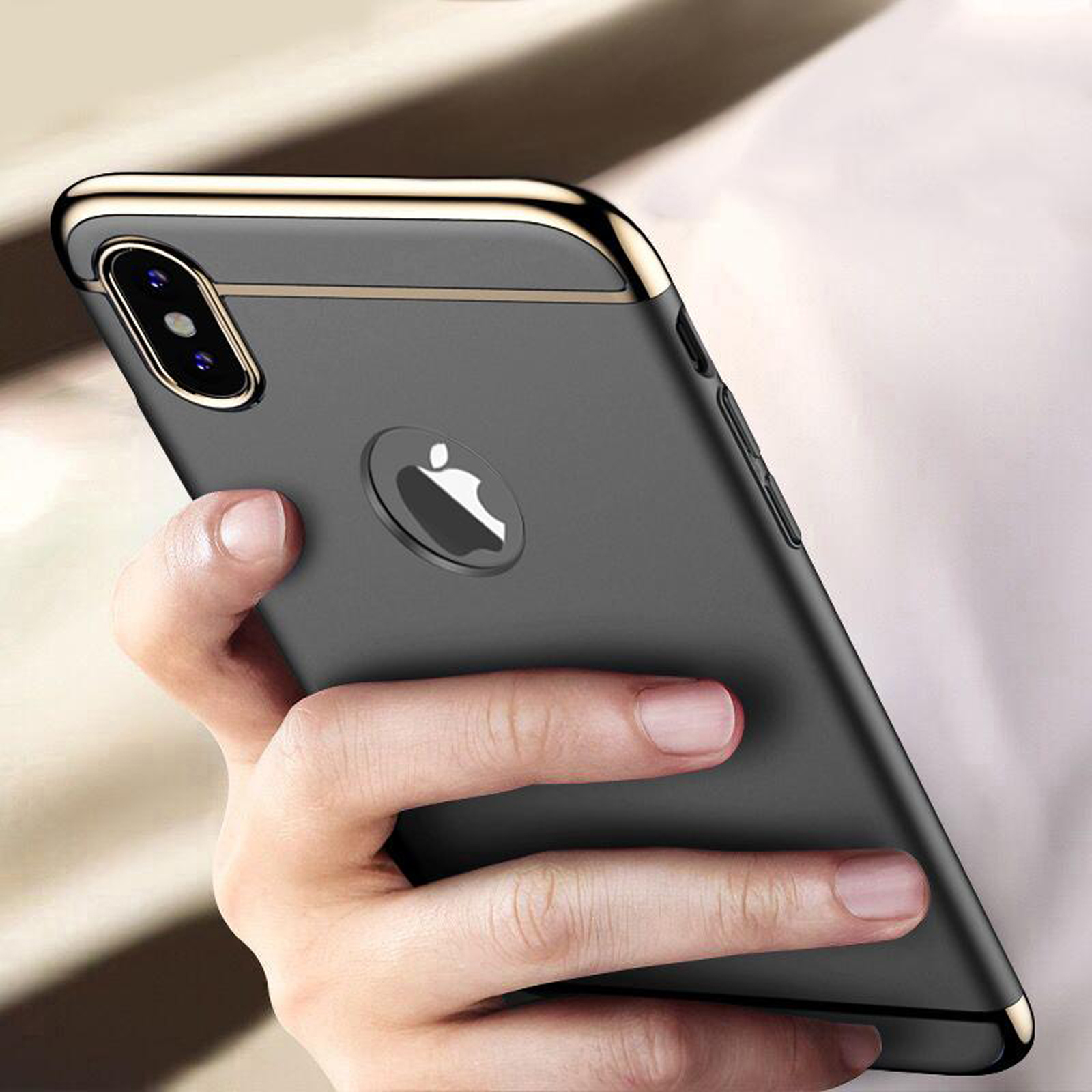 Luxury-Matte-Case-Tempered-Glass-Cover-For-Apple-iPhone-X-XS-XR-Max-10-8-7-6s-6 thumbnail 47