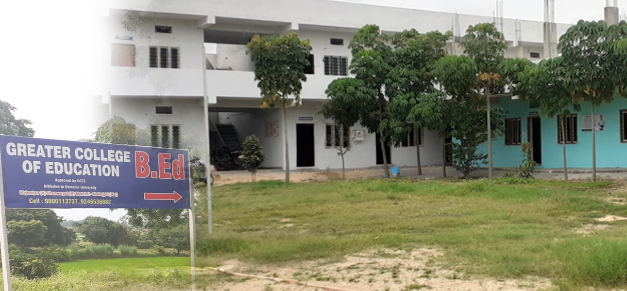 Greater College of Education, Hyderabad