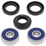Front Wheel Bearings and Seals Kit Honda - 25-1072B - Boss Bearing