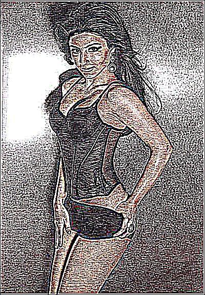Photos de femme brune