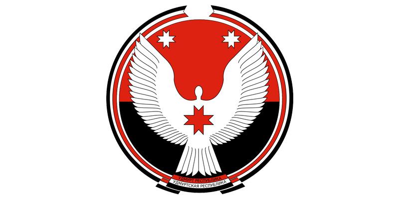 Escudo de la República de Udmurtia