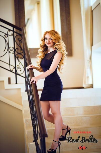 Photo gallery №4 Ukrainian lady Daria