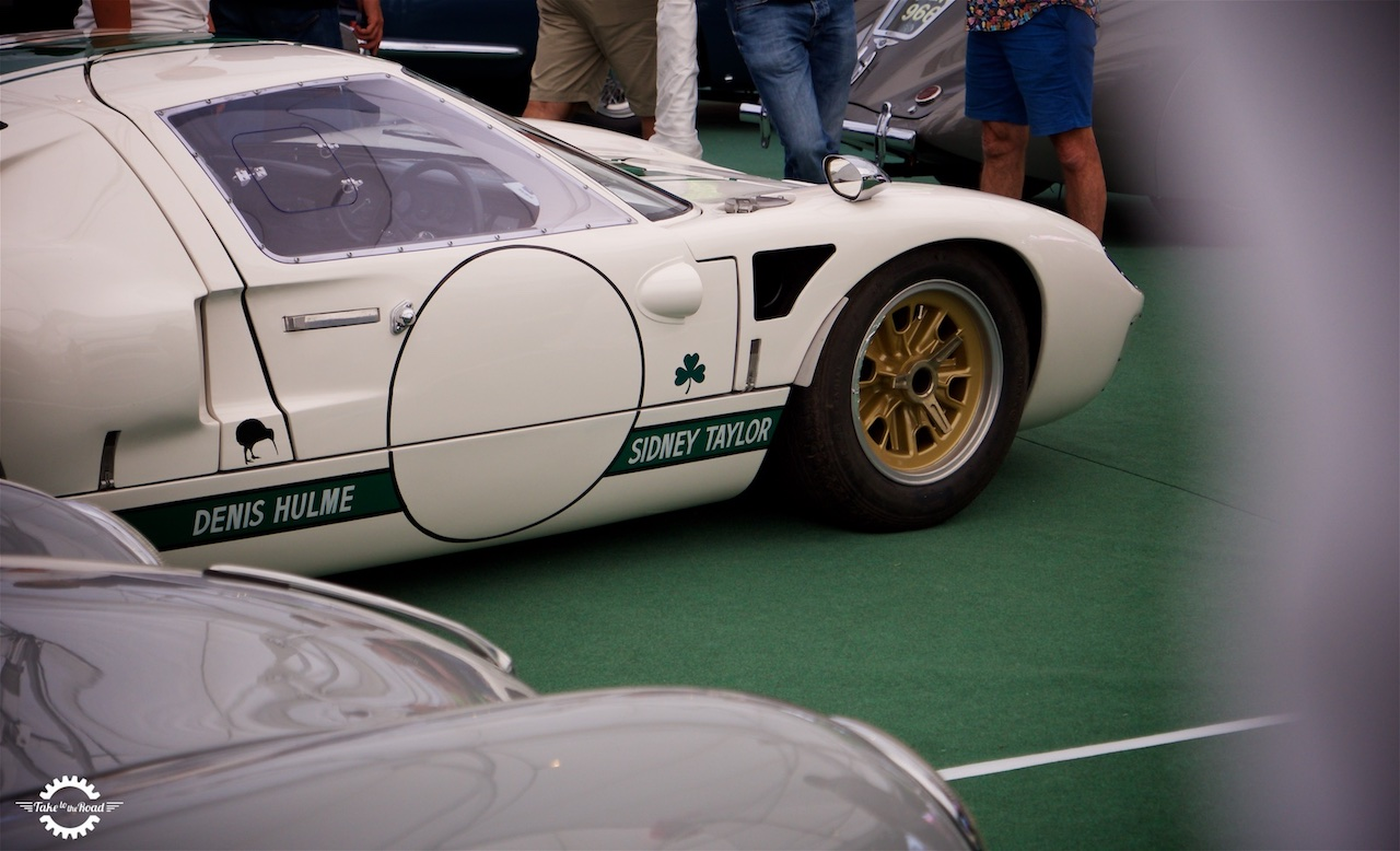 Motor Racing Legends announce Ford GT40 historic race series