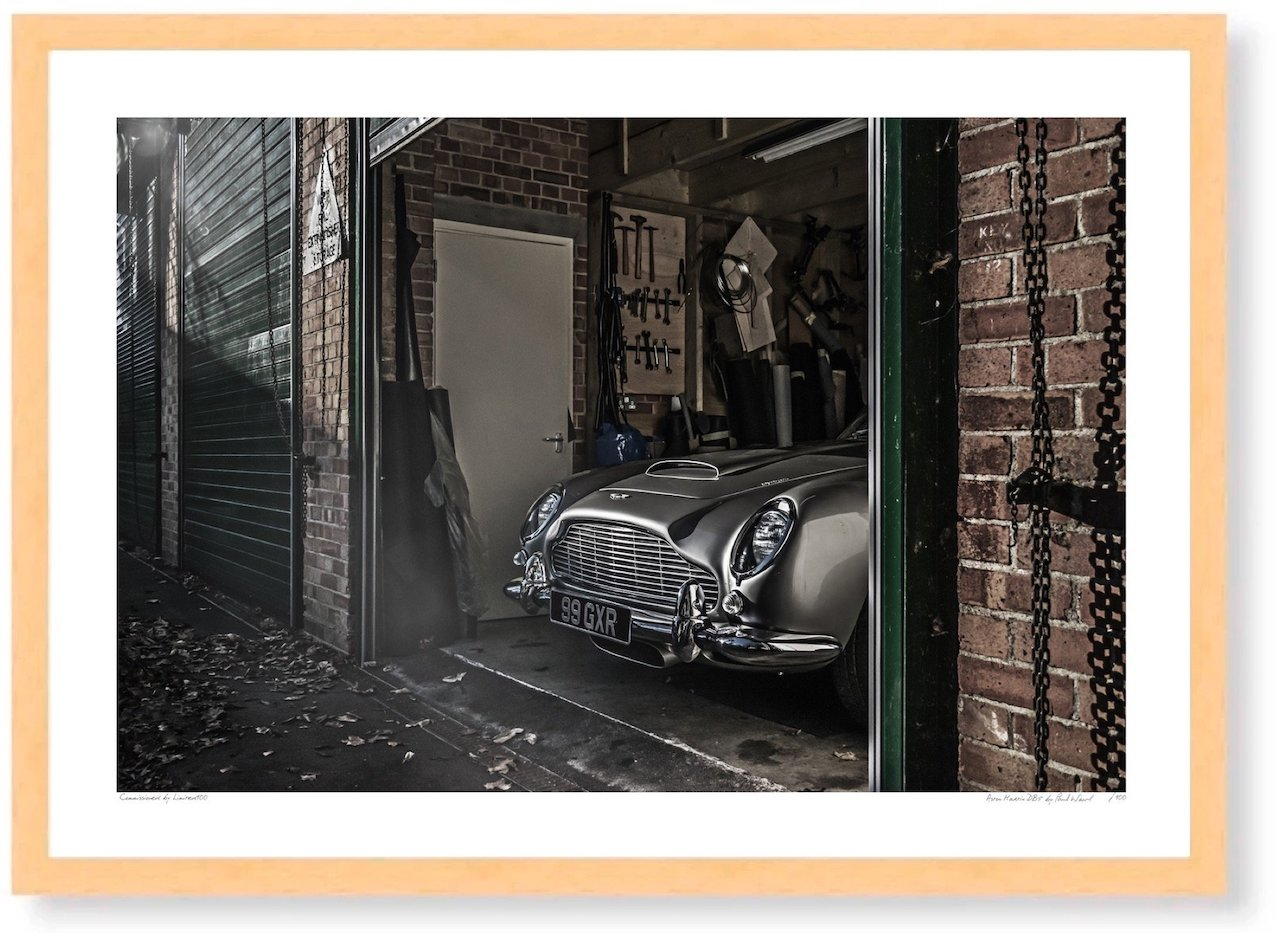 New automotive print website Limited100 launches