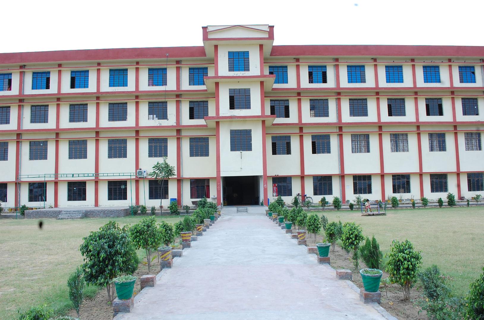 Mata Sundri Institute of Nursing, Bathinda Image
