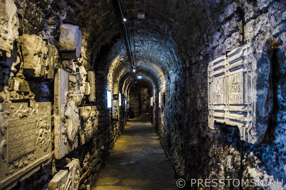 Подземные бастионные ходы Кик-ин-де-Кёк