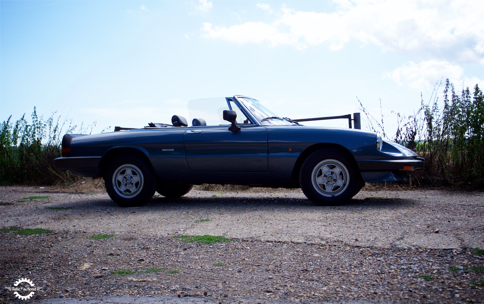 Take to the Road Market Pick Time to sell my 1988 Alfa Romeo Spider S3