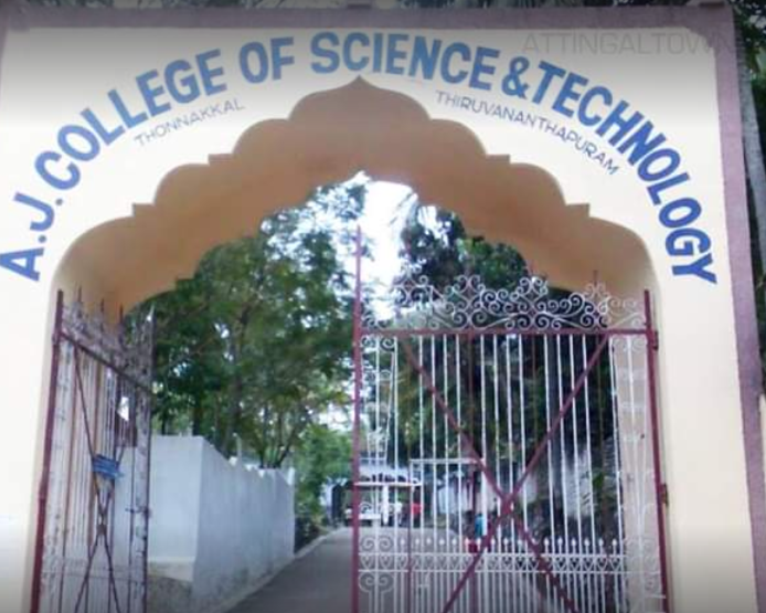 A.J College of Science and Technology, Thiruvananthapuram