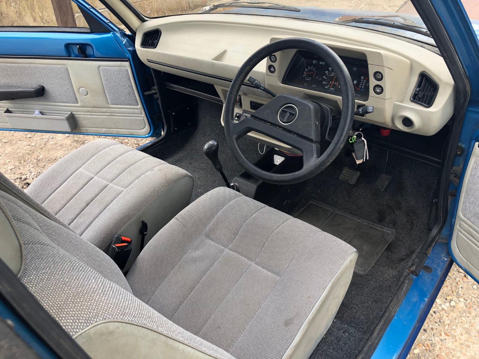 Take to the Road Market Pick 1983 Talbot Samba