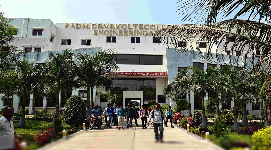Padmashri Dr. V.B. Kolte College Of Engineering