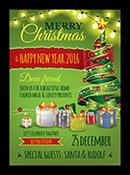 Christmas Party Invitation - 8