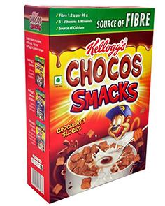 Kellogg's Cornflakes Chocos Smack 390 g