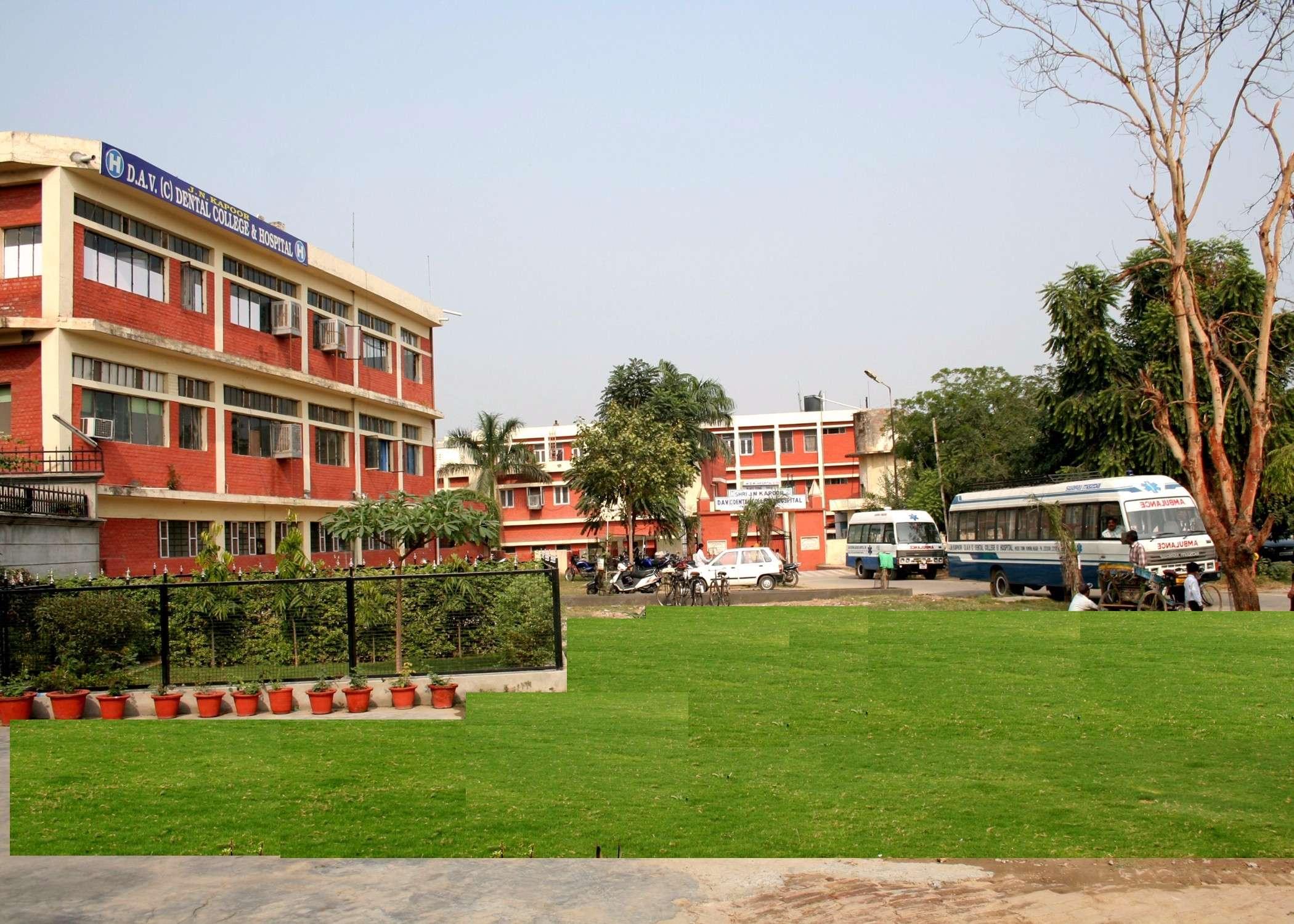 D.A.V. Centenary Dental College, Yamunanagar Image