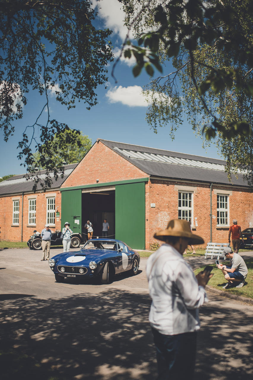 Tickets on sale for Bicester Heritage October Scramble