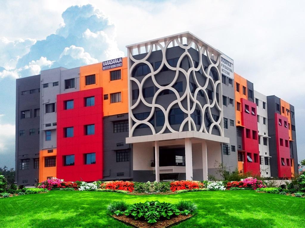 Varadaraja Institute of Nursing Sciences Image